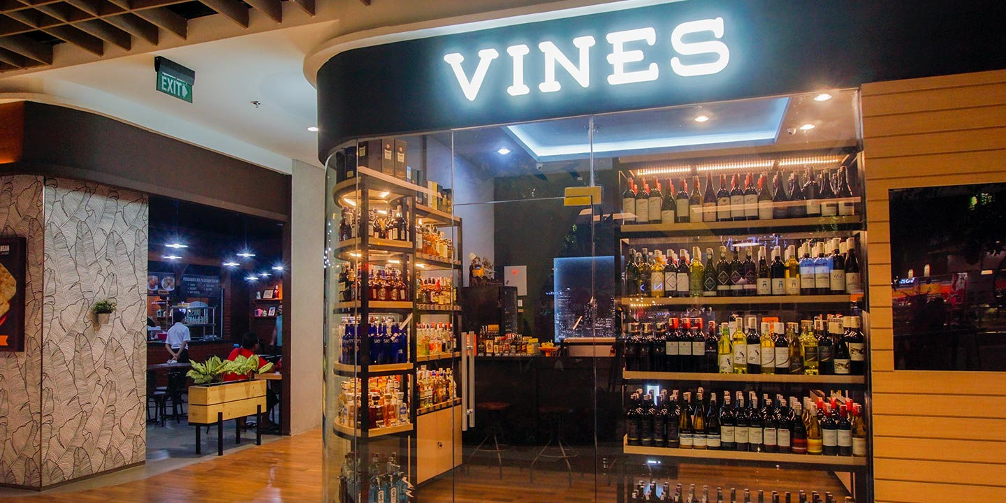 Now Open Vines at Trans Studio Mall Bali