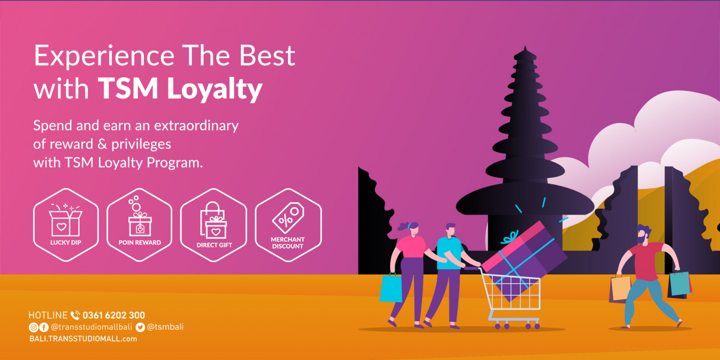 Experience the Best with TSM Loyalty