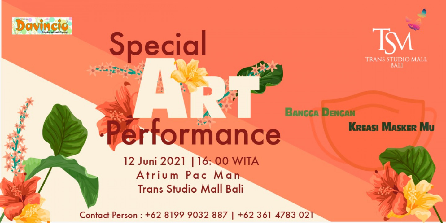 Special Art Performance